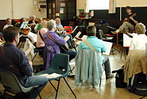 Mandolin Orchestra of Devon